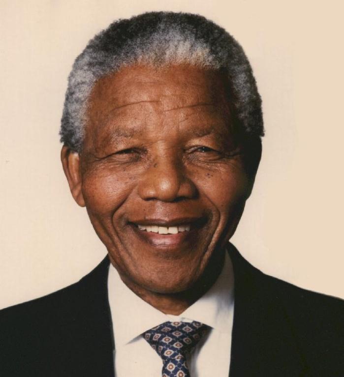 Nelson Mandela, un homme complètement beau !