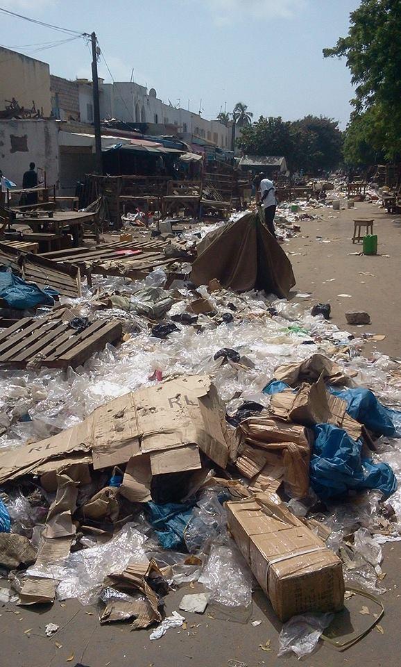 Grève des ordures: La journée de demain sera  sans ramassage