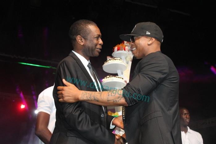De retour d'Afrique du Sud et cité dans un scandale: Youssou Ndour, débarque à l'improviste au Grand Théâtre…