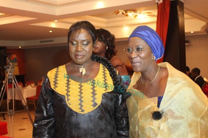 Dîner débat pour  une collecte de fonds destinés  aux femmes démunis: Marième Badiane répond à sa manière à l'appel du chef de l'Etat