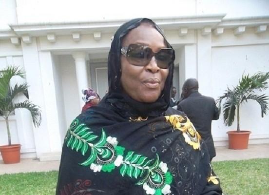 Emouvantes paroles de Aïda Ndiongue à ses proches « C'est la volonté de DIEU, il faut s'en remettre ! »
