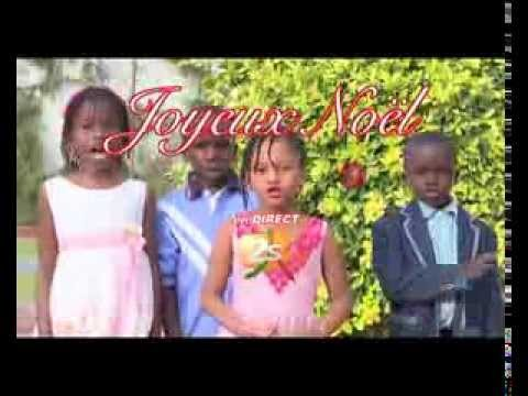Coumba Gawlo fête Noël avec les enfants