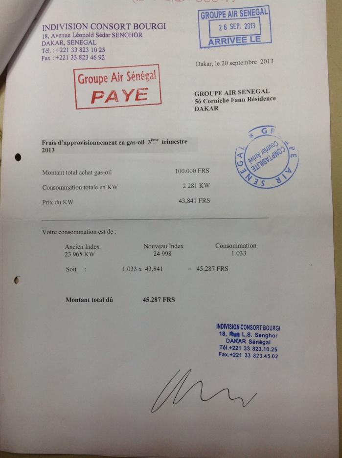 Déballage sur la gouvernance de Sénégal Airlines: Une lettre ouverte charge gravement le Directeur Général