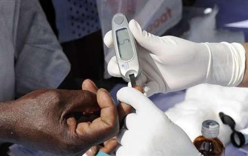 Diabète au Sénégal : Sur les 400 000 diabétiques, seuls 60 000 cas officiellement diagnostiqués au centre Marc Sankalé de l'hôpital AbassNdao de Dakar