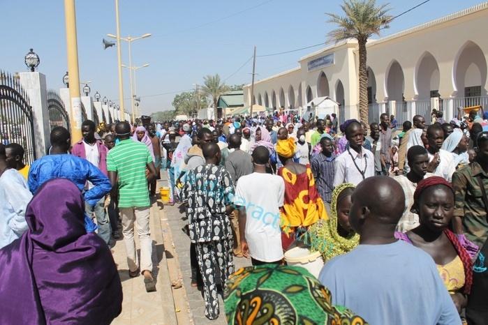 Touba : 60 individus arrêtés dans plusieurs quartiers de la ville (Police)