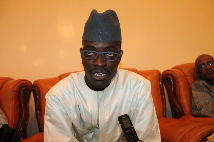 Serigne Modou Mbacké Sidi, dénonce la reprise du travail ce lundi  « C'est une discrimination dans les textes du  décret  initial »
