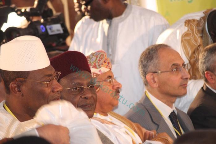 Les autres  images de la  cérémonie officielle du grand Magal de touba 2013