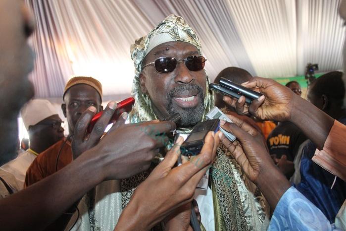 Le Grand Serigne de Dakar décortique le discours du khalife général des mourides : Il n'y aucun lien entre son message et la formation d'un gouvernement d'union nationale.