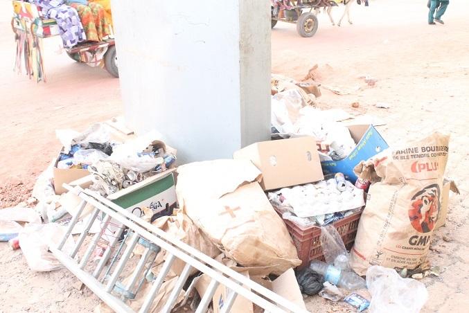 Lendemain de Magal : La grande foule humaine cède la place aux tas d'ordure (PHOTOS)