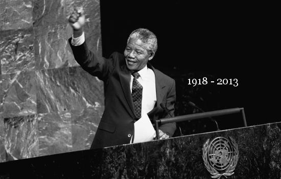 Les combats de Mandela pour la paix et la justice en Afrique