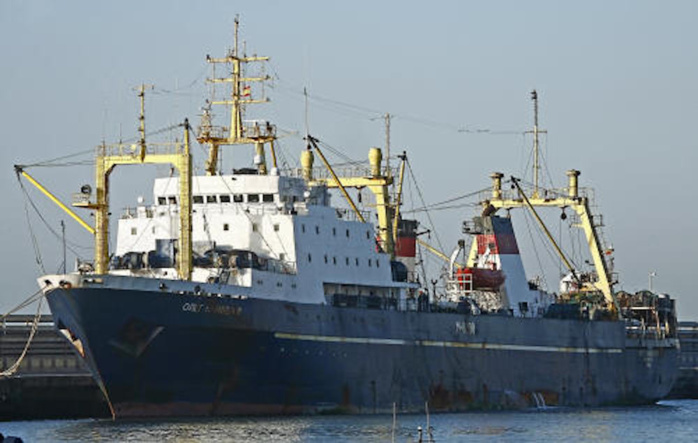Tension autour d'un navire russe arraisonné par des militaires sénégalais, Poutine et le Kremlin informés de la situation