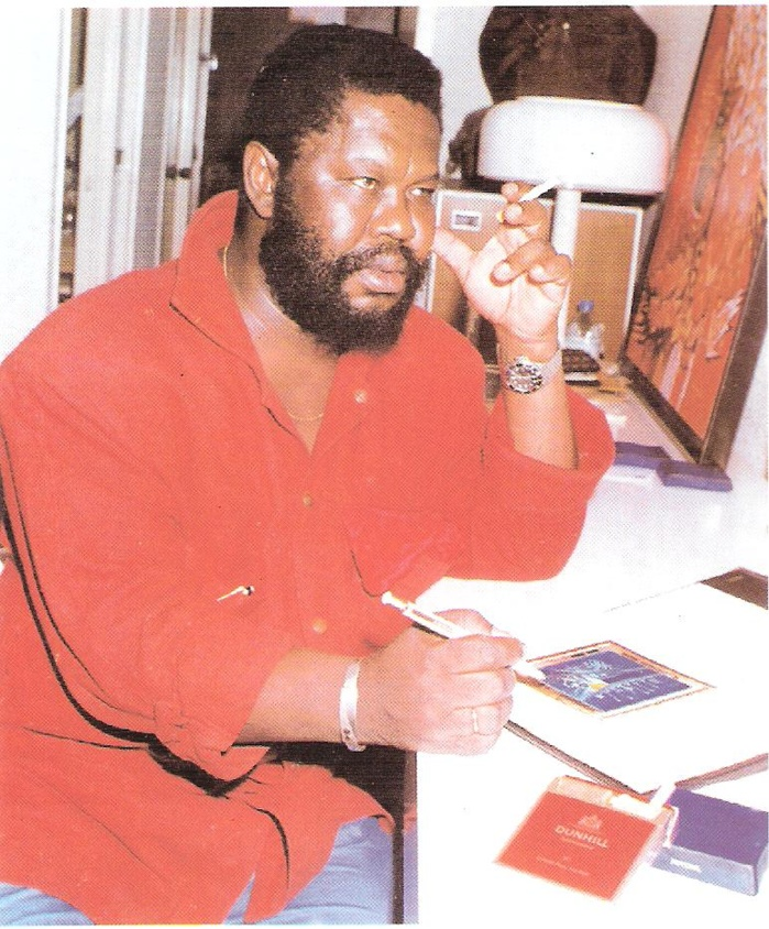 Jacob Yakouba (Crédit : Marie Madeleine Diallo, son épouse)