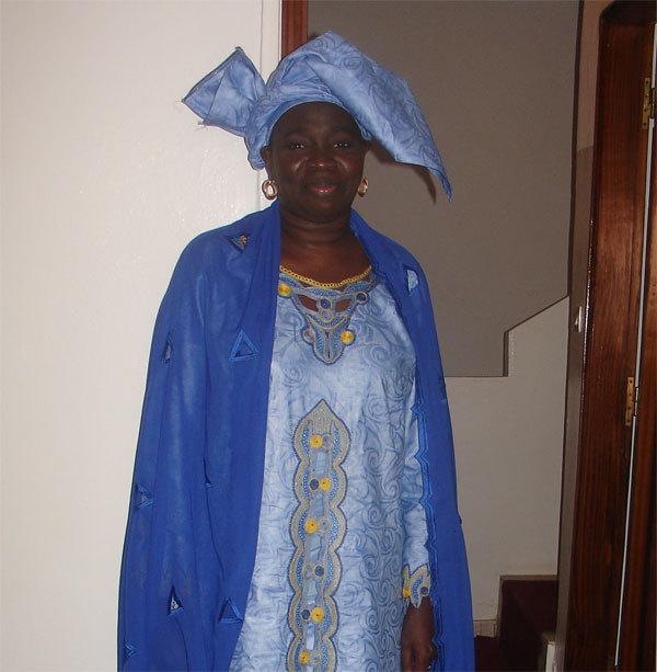 Seynabou wade maire de guele tap e colobane une - Que veut dire se porter partie civile ...
