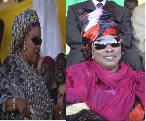 """Partie rendre visite à sa """"sœur"""" en prison à Liberté 6, Awa Diop séchement éconduite par Aida Ndiongue"""