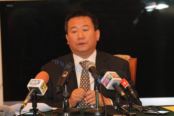 Visite du ministre chinois des affaires étrangères au Sénégal: L'Ambassadeur de la Chine décline les grands axes et rappelle l'importance des relations entre les deux pays