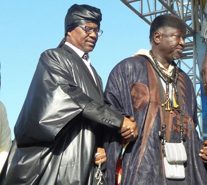 """Serigne Ahmada Mbacké, sur la destination de Serigne Modou Kara, son père : """" Il n'est pas du genre à prévenir sur ses intentions, encore moins  sur ses destinations """""""