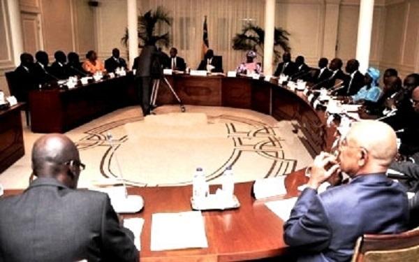 Les nominations en conseil des ministres du jeudi 09 Janvier 2014