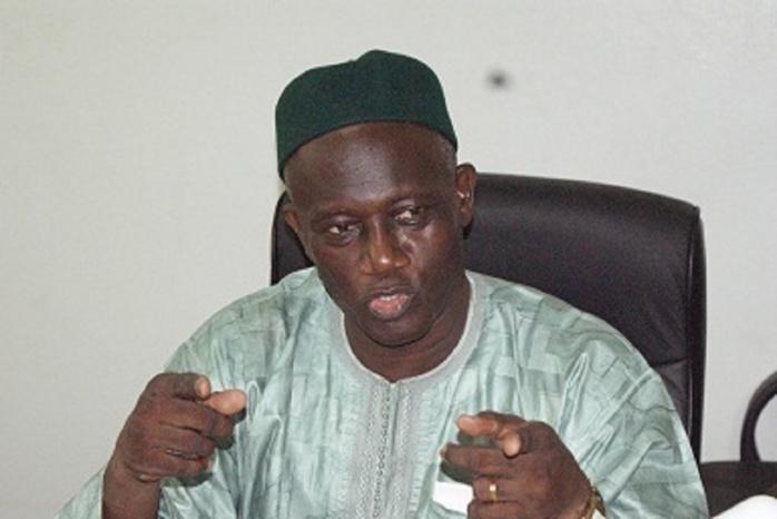 Serigne Mbacké Ndiaye reçu par le Khalife Général des Mourides
