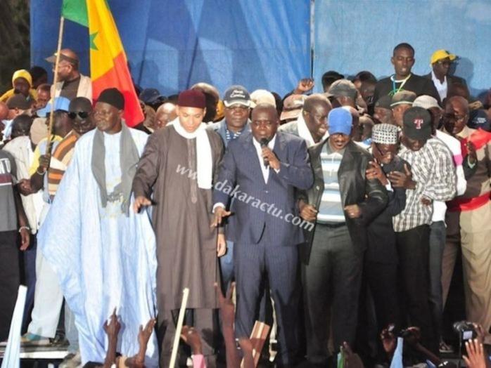 Malaise au PDS suite à l'entrevue Macky-Serigne Mbacké Certains approuvent, d'autres sont foncièrement contre