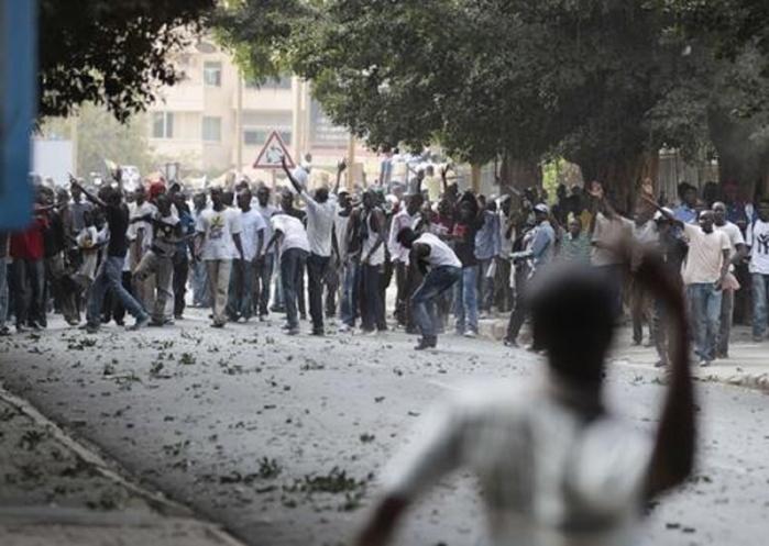 Oulampane : L'armée ouvre le feu sur des élèves et fait deux blessés