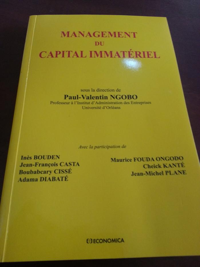 Dr Cheikh Kanté rédige un livre sur le management du capital humain avec des chercheurs Français et Africains