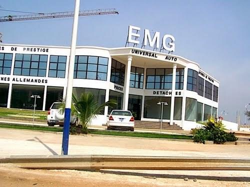 Carnet Rose: Babacar Guèye le fils du PDG de EMG Automobile quitte le célibat
