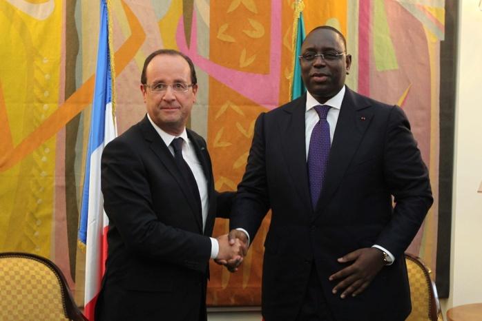 Adoption de la loi sur le non-cumul des fonctions : Hollande envoie un mandat à Macky