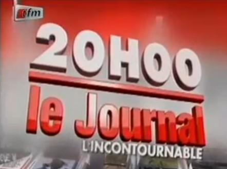 JT Français 20H - 24 janvier 2014
