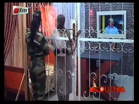 Kouthia Show - Aida Diongue en prison - 27 janvier 2014