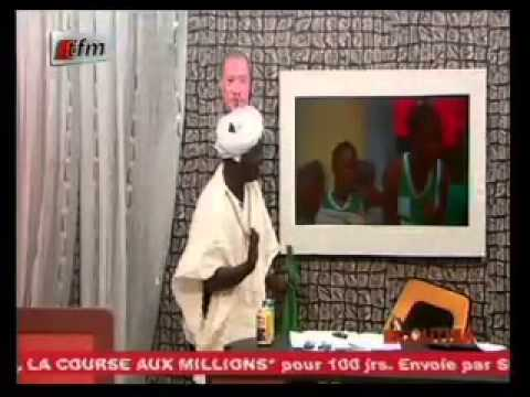 Kouthia show - Iran Ndao de la Sen TV - 28 janvier 2014