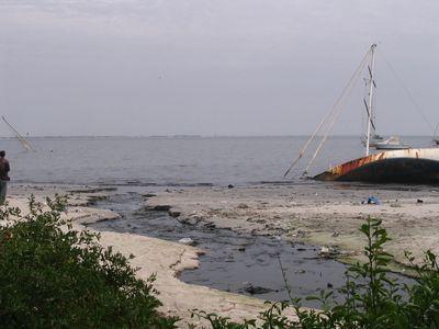 Dépollution de la baie de HANN La phase d'étude de terrain en ligne de mire