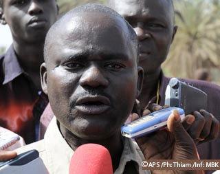 Suppression des régions, Sidya Ndiaye s'est prononcé à Diourbel : « Cette forfaiture ne passera pas, Macky a lui-même été abusé»