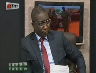 Faram Facce - Massamba Kane, Cheikh Diop, Bachir Diawara, Ndongo Ndiaye - 29 janvier 2014