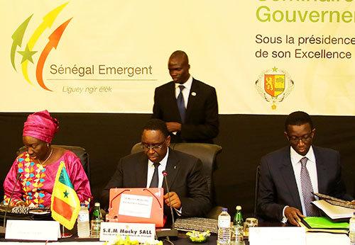 """Un """"OSCE"""" pour accompagner le Plan Senegal Emergent et faire du pays, """"la Californie de l'Afrique de l'Ouest""""..."""