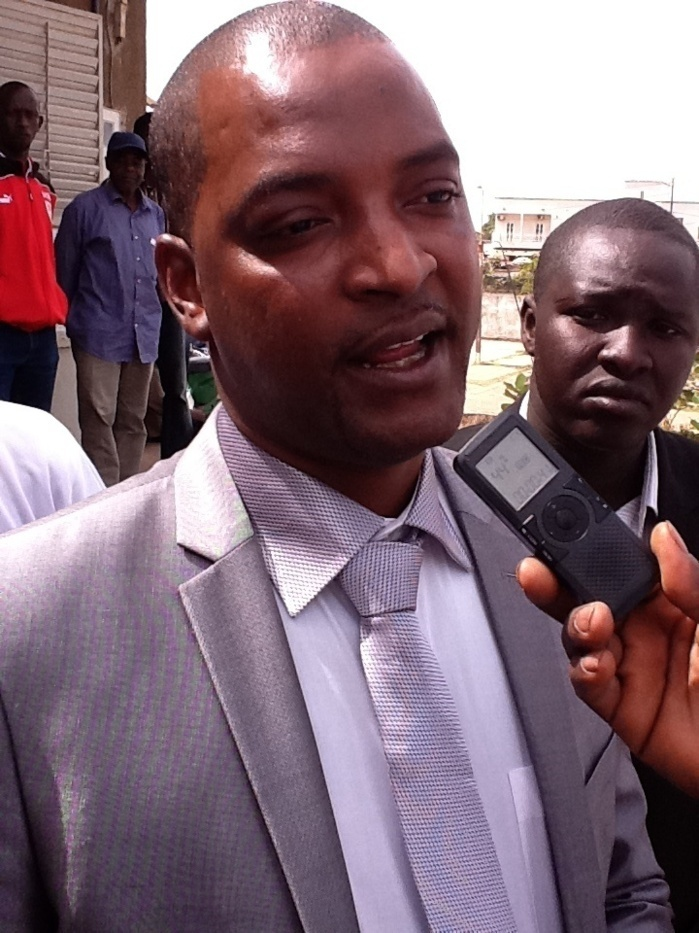 Position de Boubacar Boris Diop sur la gestion du président Sall El hadji Mamadou Diao responsable APR  à Kolda réplique