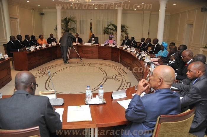 Communiqué du Conseil des ministres du mercredi 5 février 2014