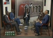 Faram Facce-Alioune Sow(MPD-L),Mame Anta Mbow(PDS),Mame Mbaye Niang(APR),Birahim Seck(Forum Civile)