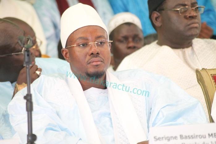 En partance pour la Mauritanie avec une forte délégation: Serigne Bass Abdou Khadre passe 5 jours chez Madicke Niang