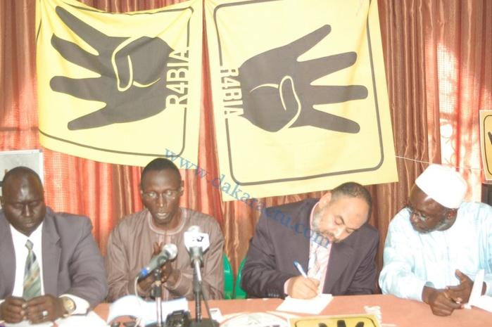 Une délégation des « Frères Musulmans » plaident leur cause auprès de la Raddho.