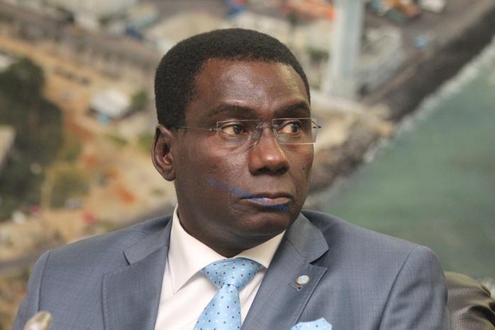Cheikh Kanté à la restitution de la notation financière du Port « Je n'ai aucun problème avec le patronat ou avec le secteur privé »