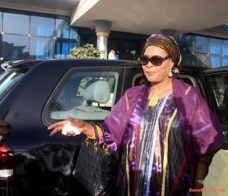 Aïda Ndiongue persiste et signe sur sa fortune et plaide pour Abdou Aziz Diop
