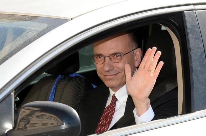 Italie: Letta démissionne, Renzi pressenti pour lui succéder