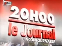 JT Français 20H - 14 Février 2014