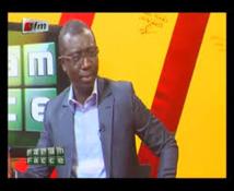 Faram Faccé reçoit, Moustapha Fall Tié, Alain Jiguel, Samba Ndiaye -