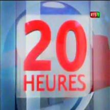 Journal Télévisé du vendredi 21 février 2014 Edition 20H