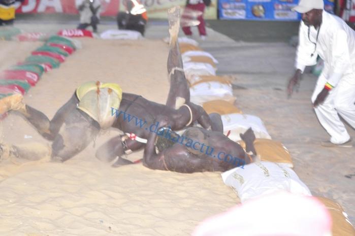Victoire de Boy Niang 2 sur Baye MANDIONE : « VIDÉO»
