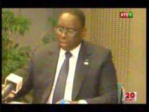 Le Président Macky Sall à Paris pour le groupe consultatif