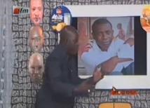 Kouthia Show 25 Février 2014 - Youssou Ndour et le colonel Massamba Sarr