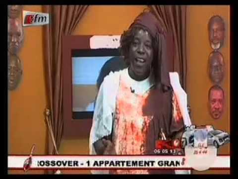 Kouthia Show - Ngoné Ndour - 27 Février 2014