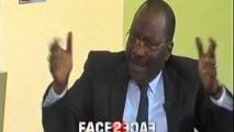 Face to Face - Mamour Cissé PSD/Jant b